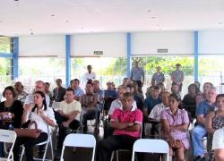 Café Comunitário do 10º BPM discute segurança pública em Barra do Piraí