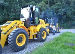 Chegaram os primeiros equipamentos da patrulha mecanizada adquirida pelo Governo Municipal