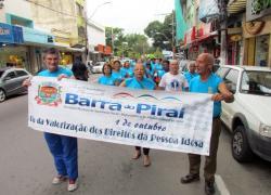 Grupo AtivaIDADE comemora o Dia do Idoso no Centro de Barra do Piraí