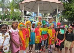 I Feira Literária de Barra do Piraí acontece na Praça Nilo Peçanha