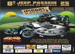 Segundo MotoFest de Ipiabas encerra circuito Na Trilha do Rock