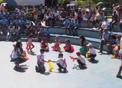 II Feira Literária Reúne Alunos da Rede Municipal  na Praça Nilo Peçanha