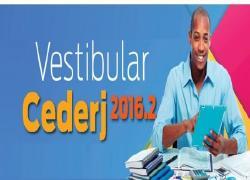 Inscrições Abertas Para o Vestibular CEDERJ 2016.2