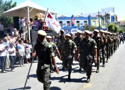 Barra do Piraí resgata seu tradicional desfile de Sete de Setembro