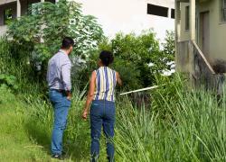 Começando por Santana de Barra, prefeitura inicia visitações a bairros