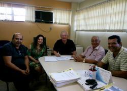 Secretaria Municipal de Saúde celebra contrato para informatização da Rede SUS em Barra do Piraí