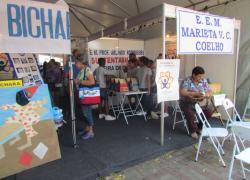 Projeto Educar Socializando na Praça Nilo Peçanha