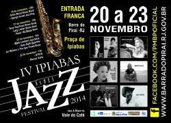 Grande público prestigia abertura do IV Ipiabas Jazz & Blues Festival