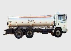 Secretário de Água e Esgoto divulga roteiro do caminhão pipa